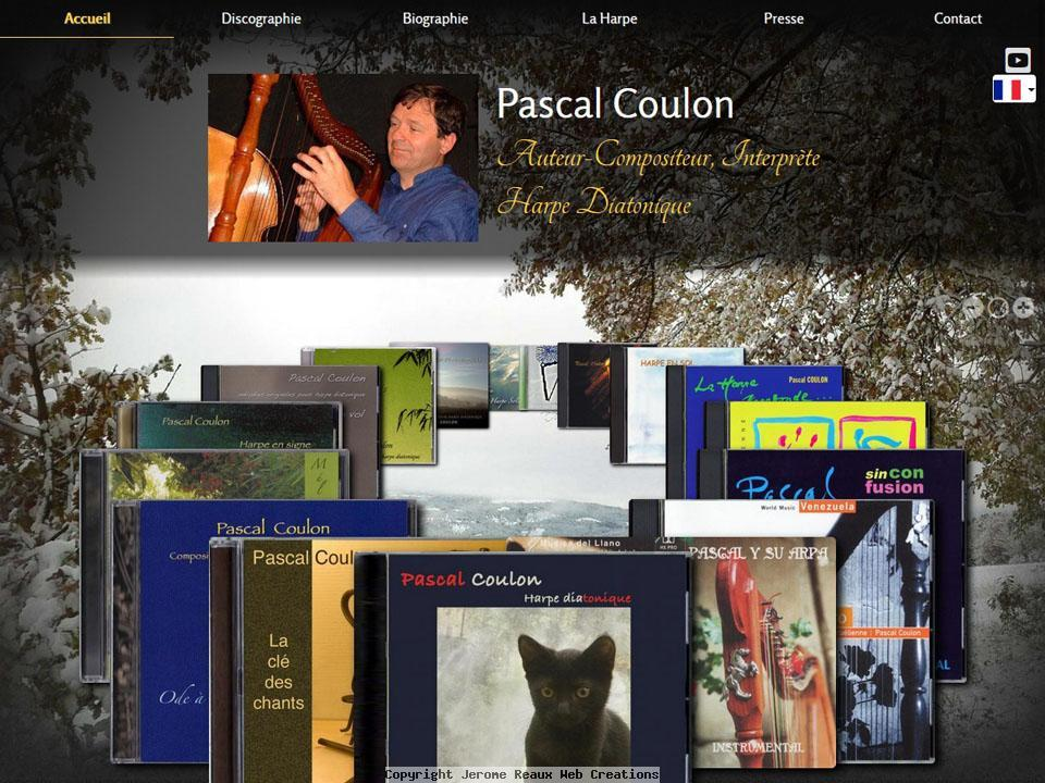 Pascal Coulon Harpe